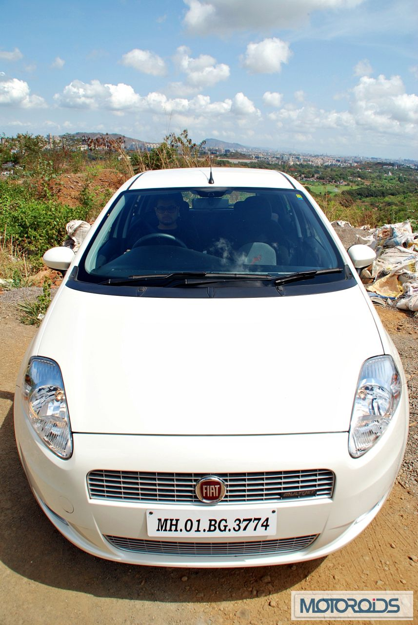 fiat 2013 grande punto 90hp review steady evolution motoroids page 5. Black Bedroom Furniture Sets. Home Design Ideas