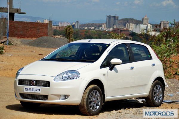 2013 Fiat Grande Punto 90HP review (15)