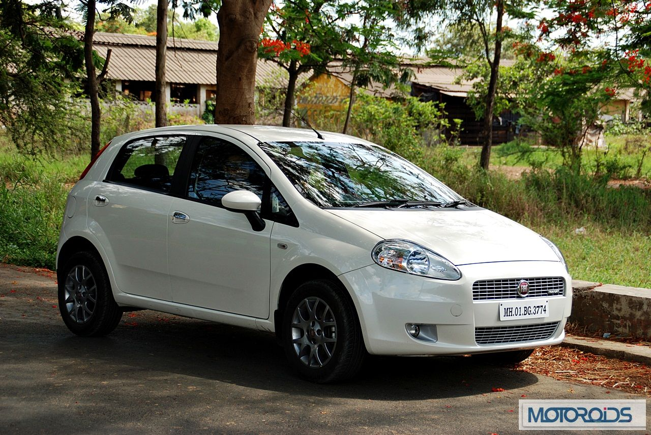The Fiat Punto Will Return To The Showrooms With A New Pure Badge Motoroids