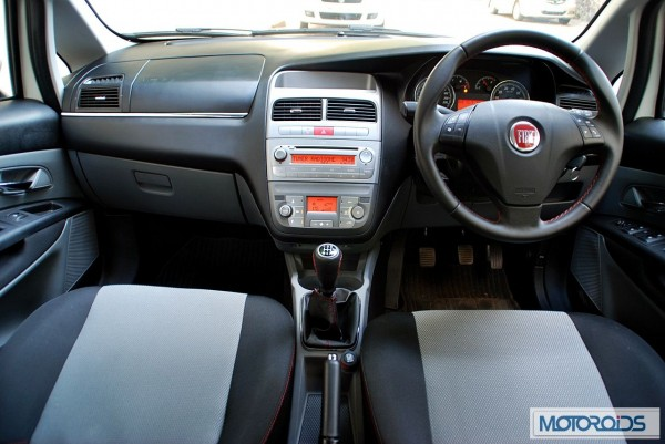 2013 Fiat Grande Punto 90HP review (27)
