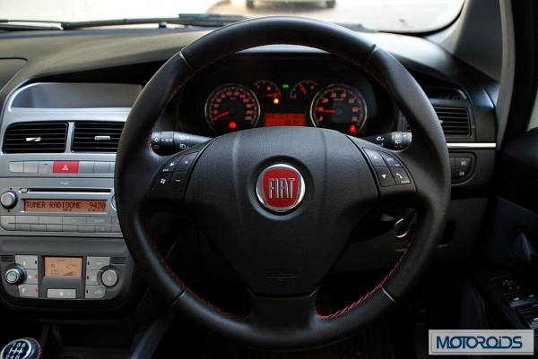 2013 Fiat Grande Punto 90HP review (29)