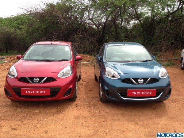 2013 Nissan Micra India 1