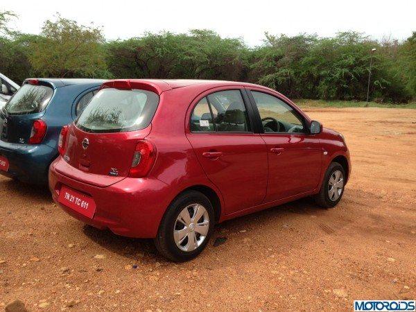 2013 Nissan Micra India 2