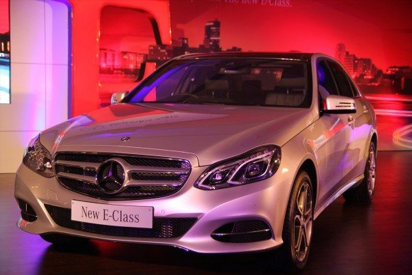 2014 Mercedes E Class facelift India launch pics (11)
