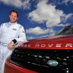 The 2014 Range Rover Sports sets Pike's Peak Production SUV Record