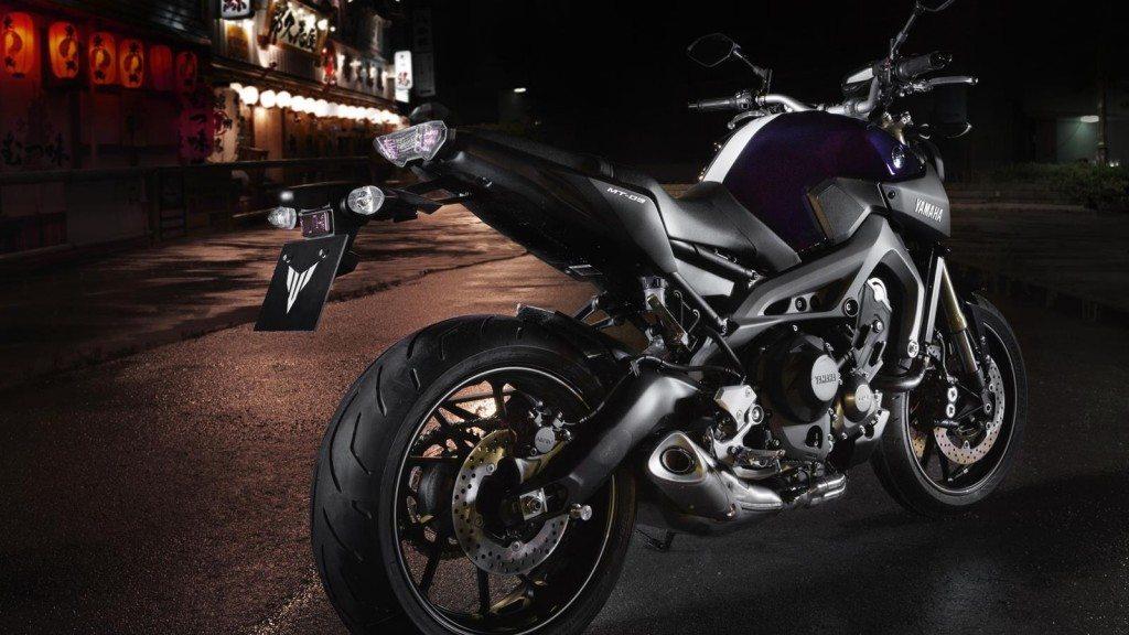 2014 Yamaha MT-09-2