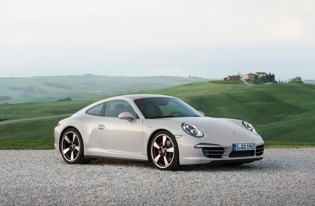 50th Annivesary Porsche 911 Limited Edition