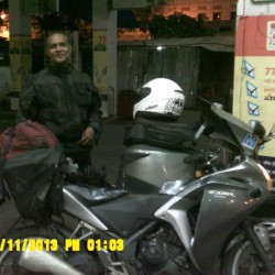 New Golden Quadrilateral record: Arnob Gupta traverses 6000km in 92 hours and 30 minutes