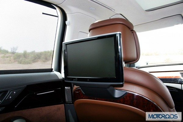 Audi A8L 4.2 TDI review India (1)