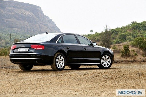 Audi A8L 4.2 TDI review India (16)