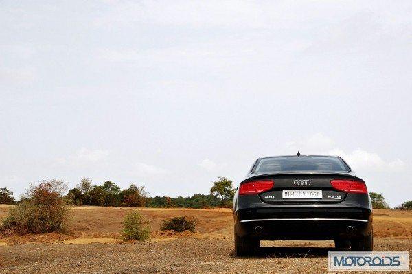 Audi A8L 4.2 TDI review India (23)