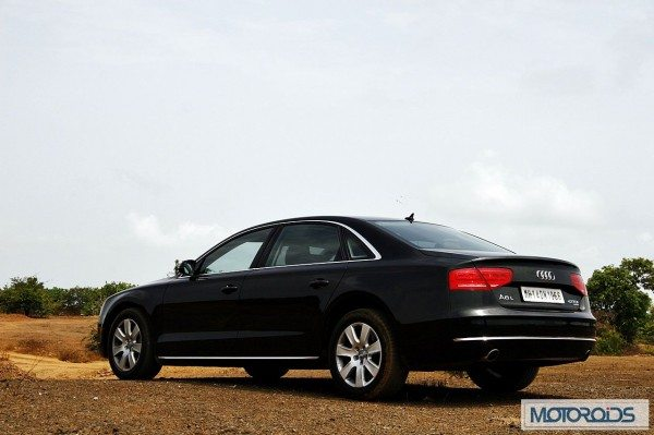 Audi A8L 4.2 TDI review India (24)
