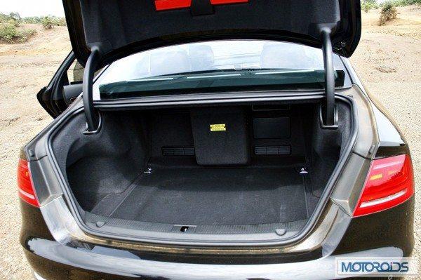 Audi A8L 4.2 TDI review India (26)