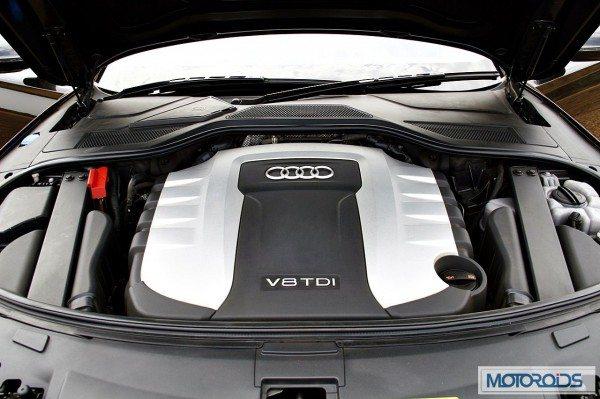 Audi A8L 4.2 TDI review India (34)