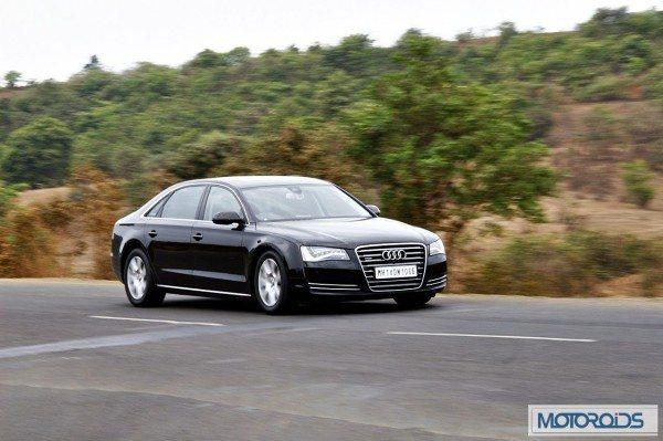 Audi A8L 4.2 TDI review India (4)