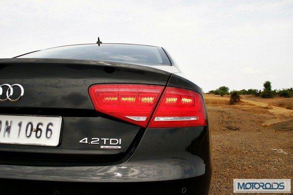Audi A8L 4.2 TDI review India (41)