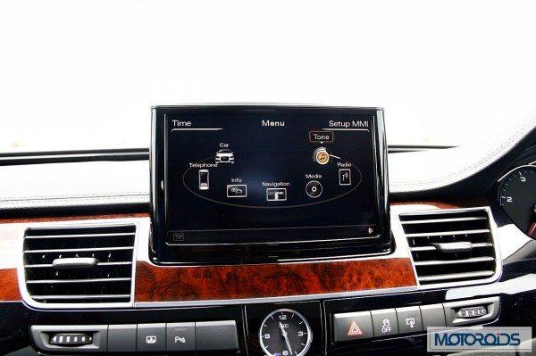 Audi A8L 4.2 TDI review India (55)