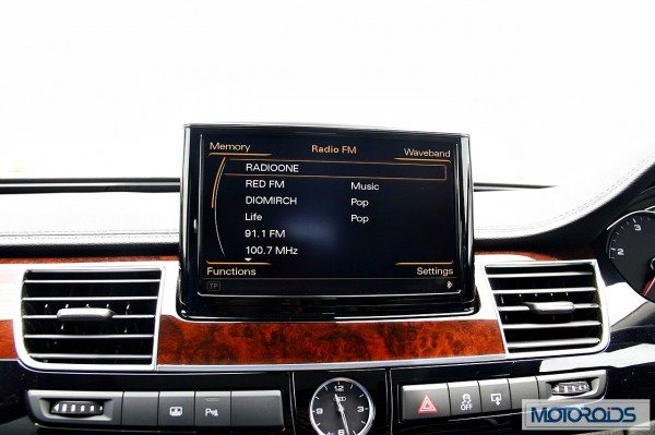 Audi A8L 4.2 TDI review India (57)