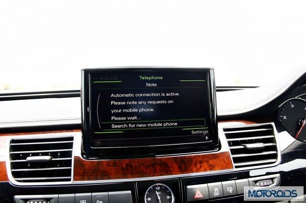 Audi A8L 4.2 TDI review India (62)