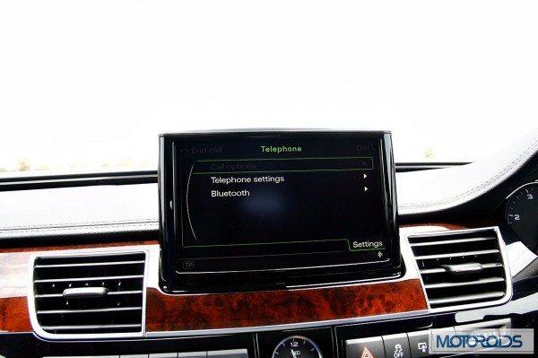 Audi A8L 4.2 TDI review India (63)