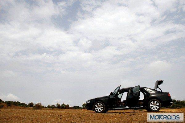 Audi A8L 4.2 TDI review India (7)