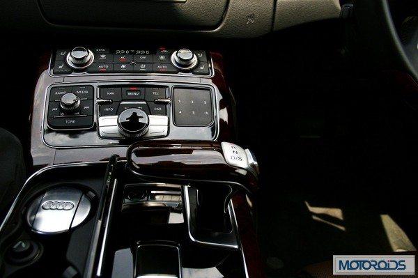 Audi A8L 4.2 TDI review India (73)