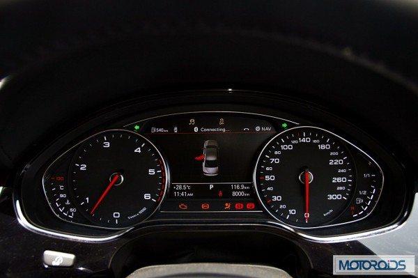 Audi A8L 4.2 TDI review India (78)