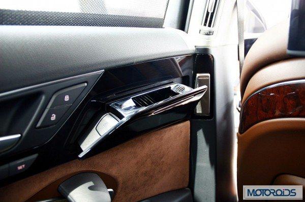 Audi A8L 4.2 TDI review India (91)
