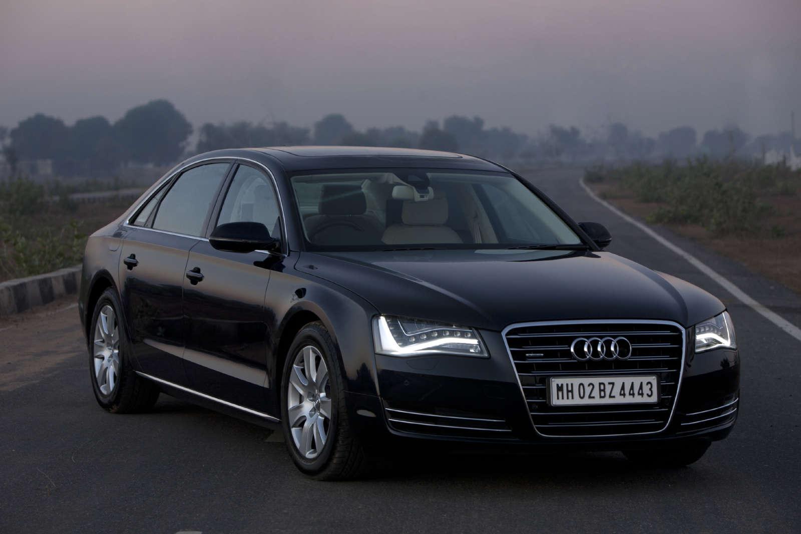 Audi A8l India Motoroids Com