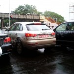 Upcoming locally assembled Audi Q3 spotted testing