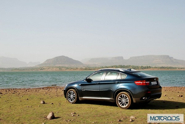 BMW X6 xDrive 40d India review (10)