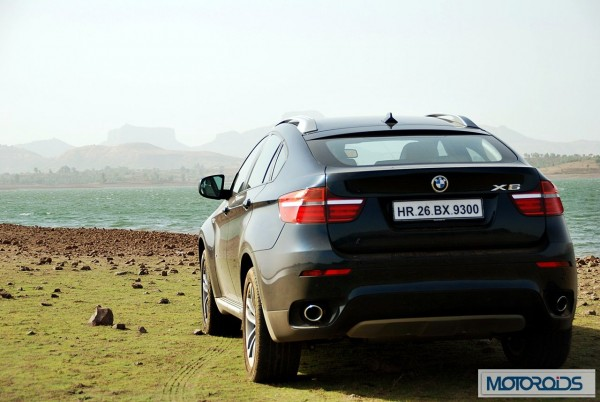 BMW X6 xDrive 40d India review (11)