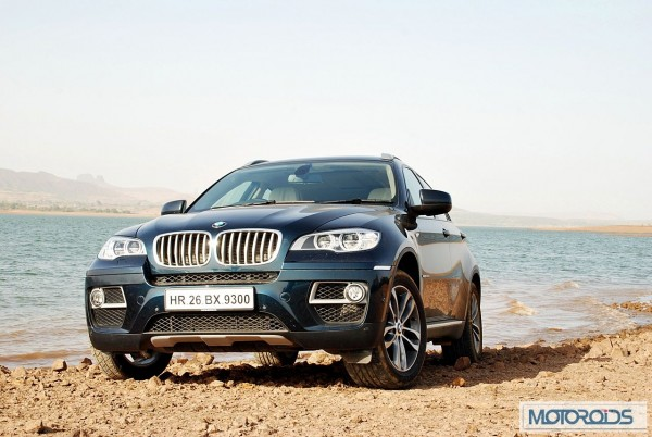 BMW X6 xDrive 40d India review (13)