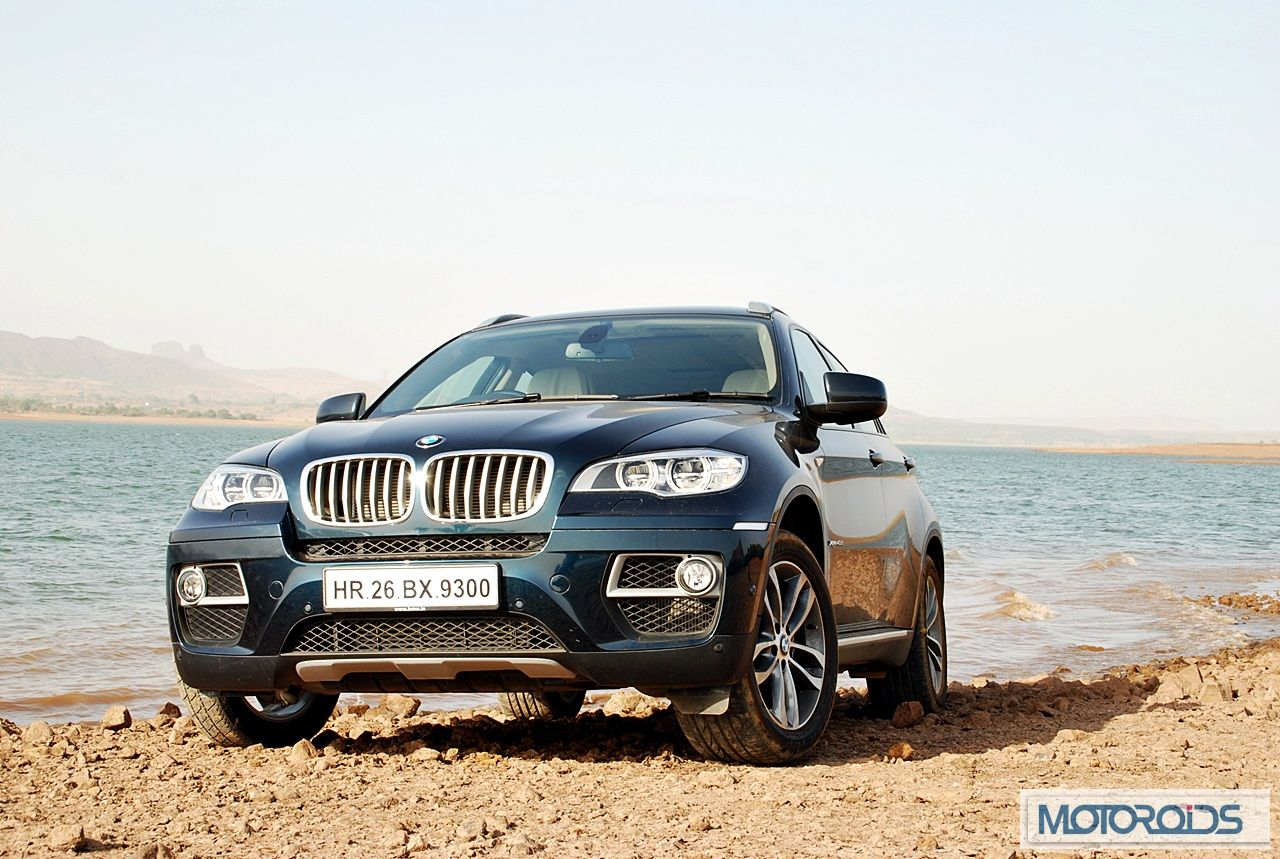 2013 Bmw X6 Xdrive 40d Review Muscle In Vogue Motoroids