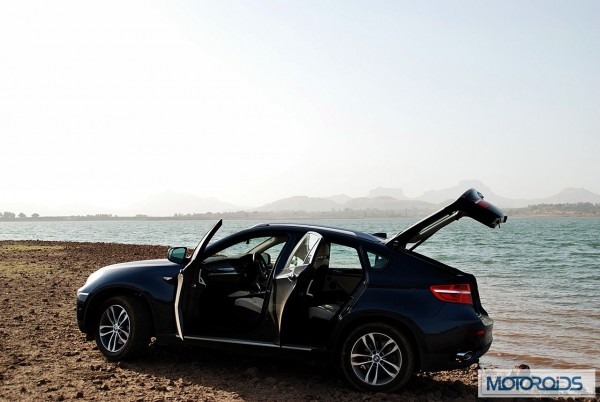 BMW X6 xDrive 40d India review (14)