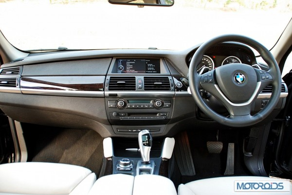 BMW X6 xDrive 40d India review (32)