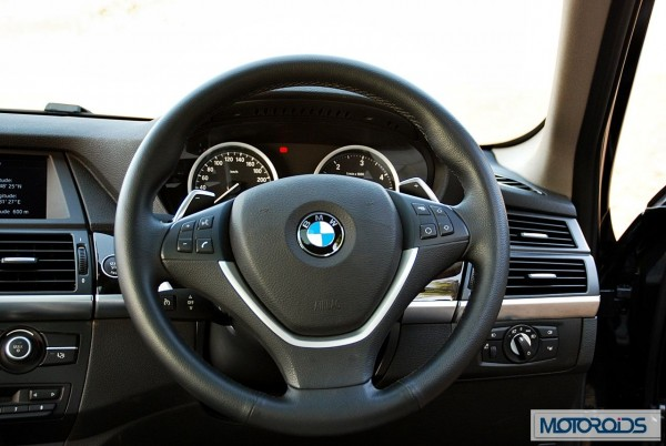 BMW X6 xDrive 40d India review (33)