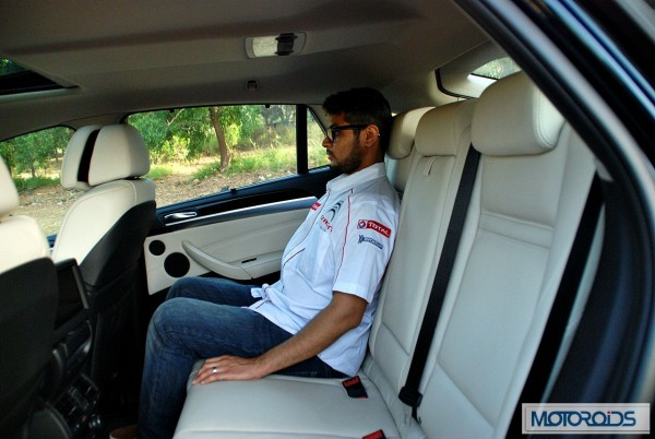 BMW X6 xDrive 40d India review (42)