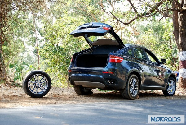 BMW X6 xDrive 40d India review (5)