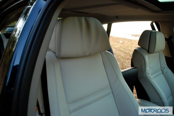 BMW X6 xDrive 40d India review (53)