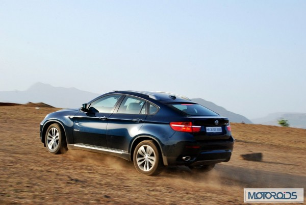 BMW X6 xDrive 40d India review (63)