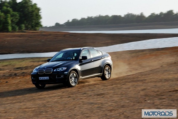 BMW X6 xDrive 40d India review (64)