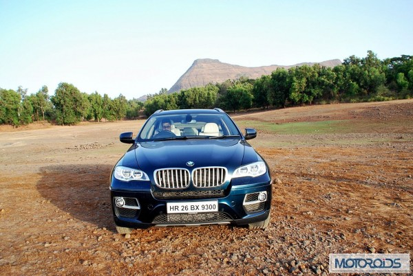 BMW X6 xDrive 40d India review (66)