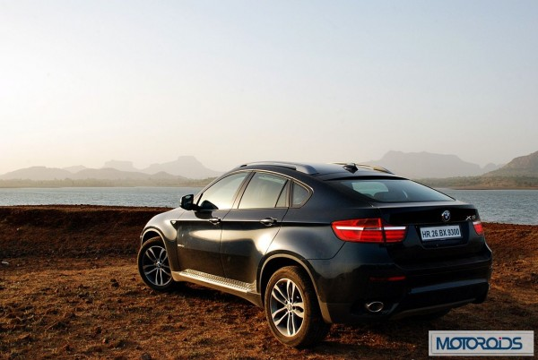 BMW X6 xDrive 40d India review (69)