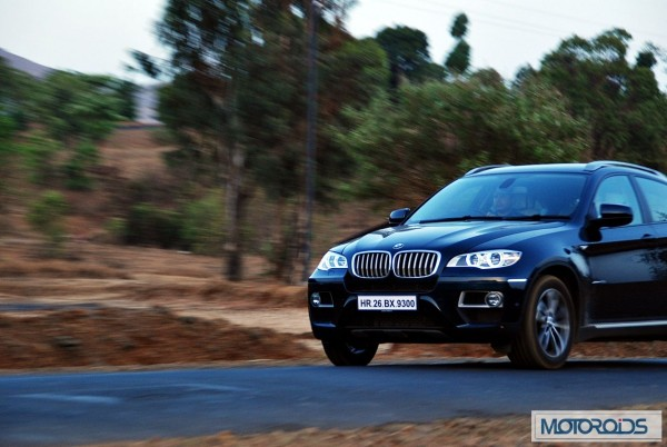 BMW X6 xDrive 40d India review (75)