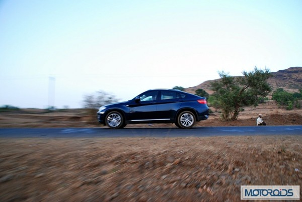BMW X6 xDrive 40d India review (77)