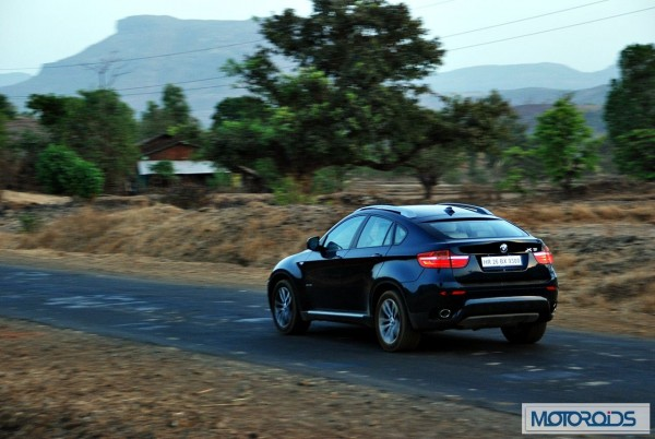 BMW X6 xDrive 40d India review (79)
