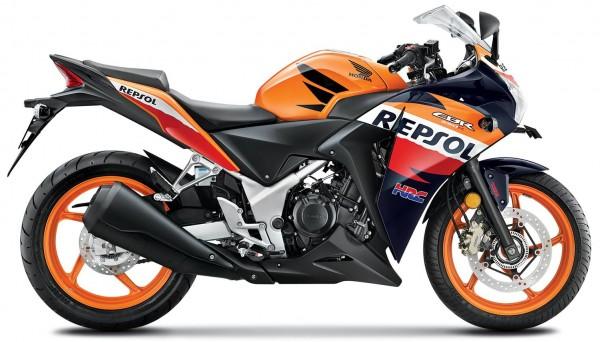 CBR 250R _repsol