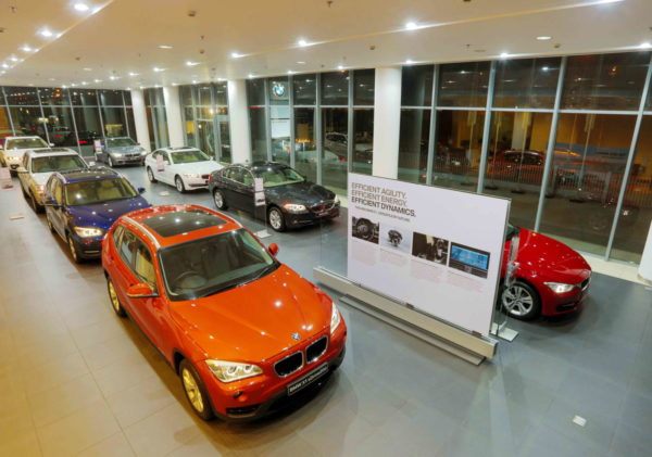 Deutsche Motoren - BMW India's New Dealership Facility in Noida_2