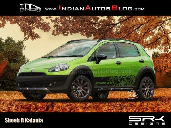 Fiat-Punto-VW-Cross-Polo-Rival